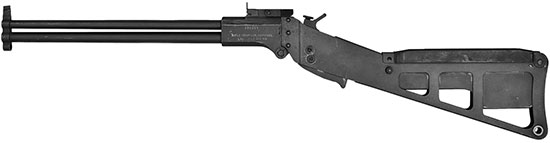 Ithaca M6 rifle-shotgun survival cal .22/.410