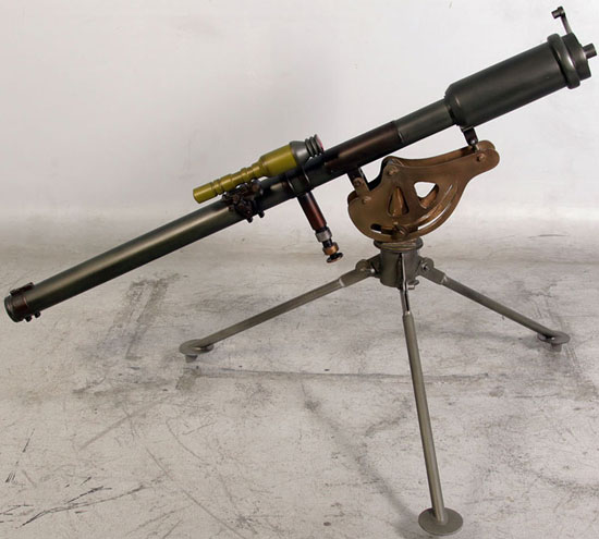 M18 Recoilless Rifle на станке