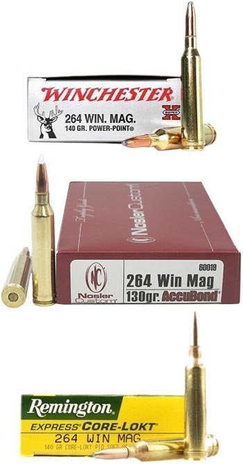 The .264 Magnum chambering