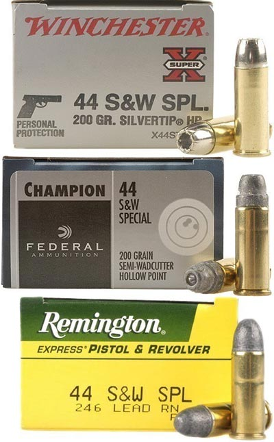 .44 Smith & Wesson Special