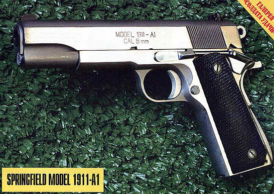 Springfield Model 1911-A1